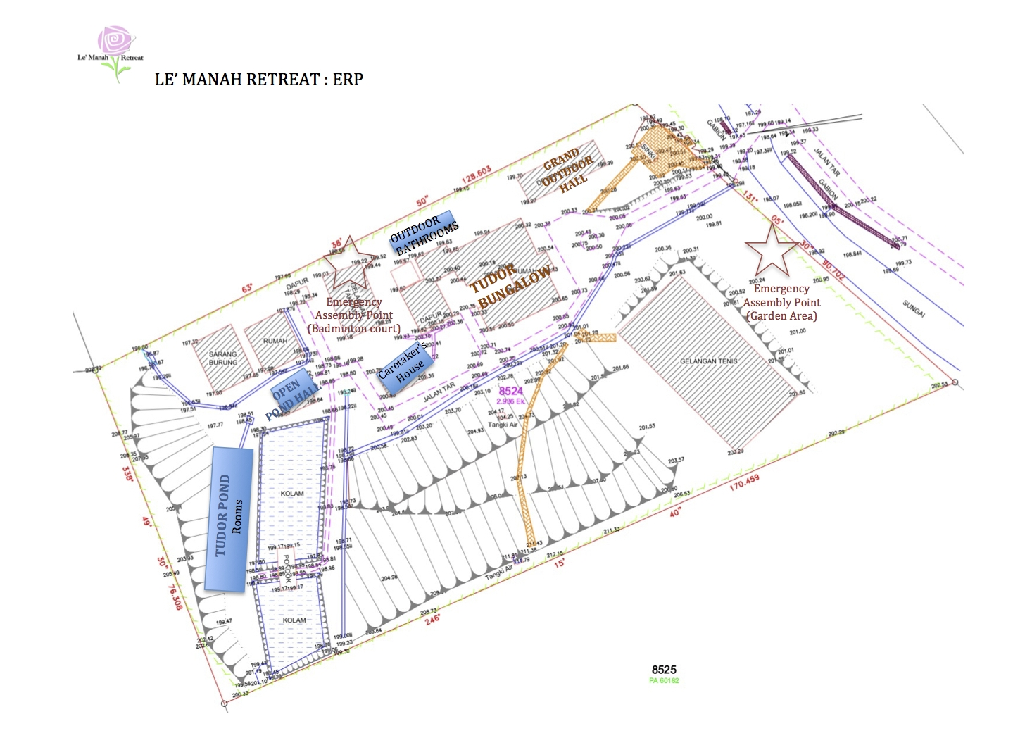 Le' Manah Retreat Emergency Response Plan (ERP)