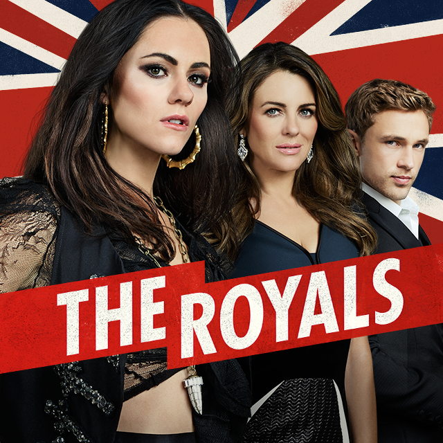 THE ROYALS X WATTPAD - In partnership with E!'s original drama, The Royals, Scotty's hit debut romance novel (with over 1 MILLION reads on Wattpad), features in their top Sexy Scandals stories to promote their second season.