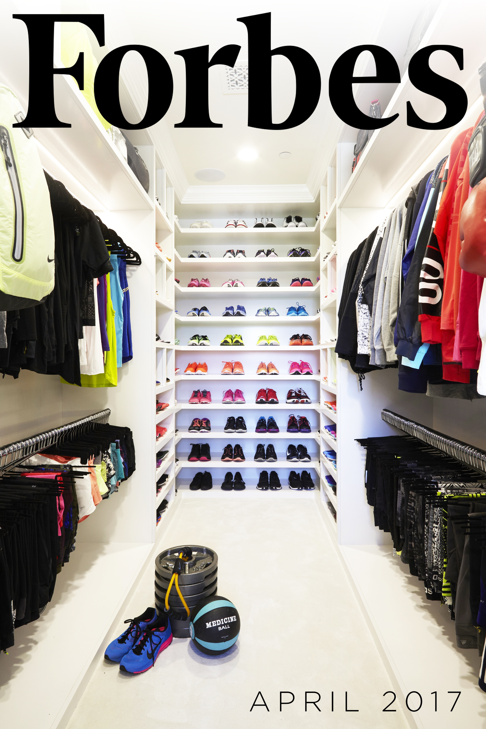 The Year's Trendiest Closets - Featuring: LACD