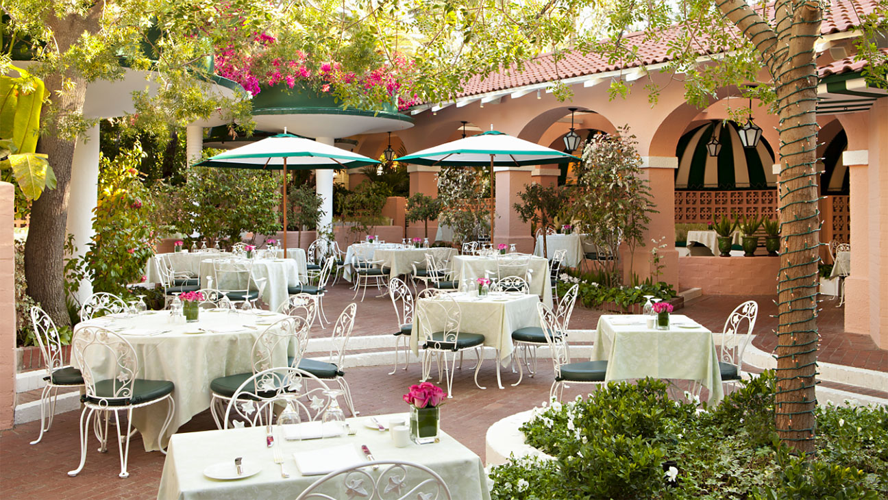 Polo Lounge - Beverly Hills, CA