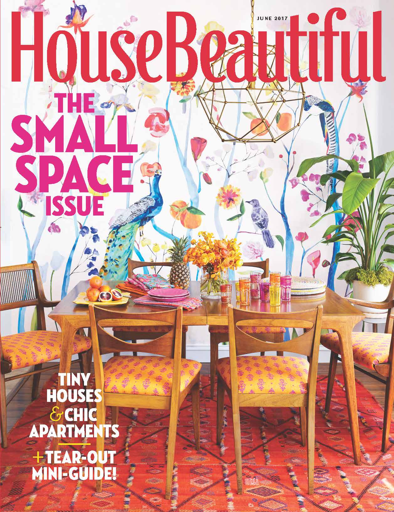 HOUSE BEAUTIFUL - Small Spaces