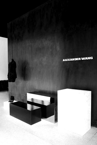 Alexander Wang pop-up