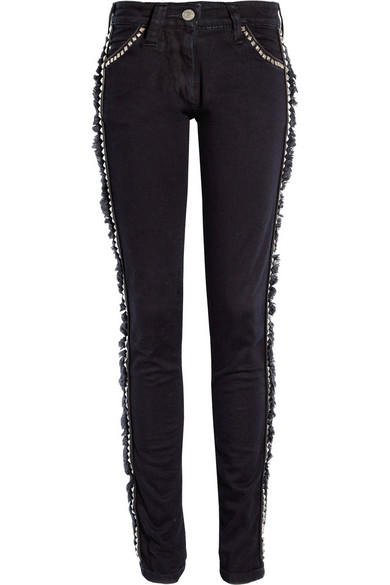 STUDDED PANTS - ISABEL MARANT