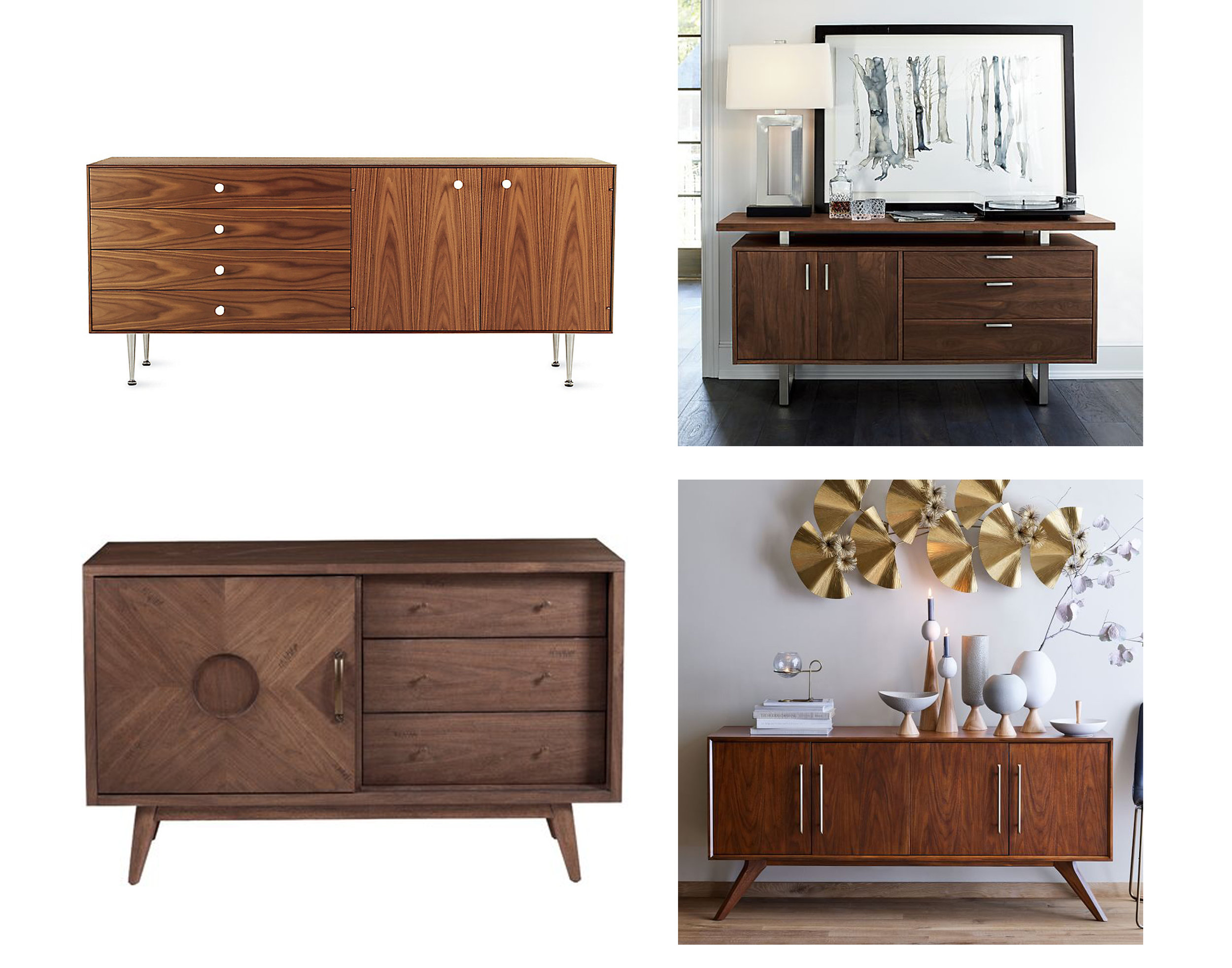 WAYFAIR  |  DWR  |  WEST ELM  |  CRATE AND BARREL