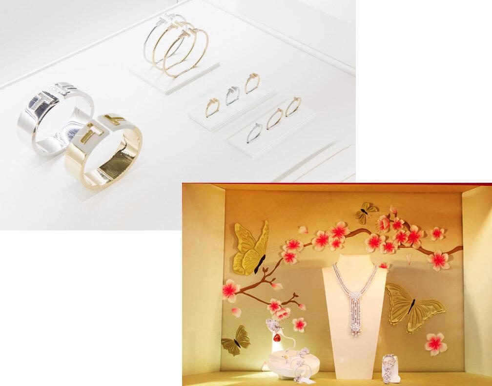 Stylish Jewelry Storage Closetphile