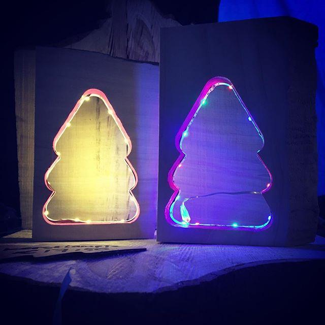Voor het eerst te koop: Kerstlampje, gemaakt van de Haarlemse Kerstboom uit 2016! Met wit licht en gekleurd. Limited edition, bestel 'm via de link in de bio!