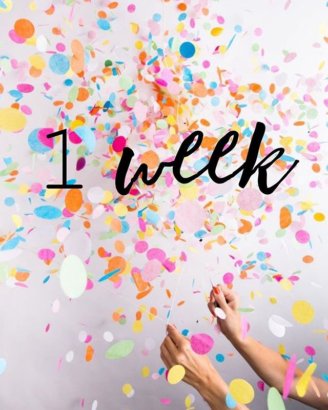 Exactly ONE WEEK to go until The Shop OC Market is here!🙌🏼💃🏼🎉🍩 Is anyone else as excited as we are?! We have over 65 amazing vendors to shop from...we are STILL sharing shops bc there's so many and they're so great!-stay tuned later this week for a complete list of vendors posted- and make sure you check our all the EXTRA fun we have planned for next Sunday!🙌🏼 We have it all...what's your fave? Amazing coffee☕️, hot cocoa bar🍫, mimosa bar🍾? Plus tons of fun for the kids: Live honey bee and monarch butterfly exhibits, arts and craft table, photo booth, popcorn bar, our famous pet shop and more! And for the adults? Our Succulent workshop by @beauty.nostalgia, selfie wall, and the newest addition: our mommy lounge🤱🏻. Make sure you SNAG YOUR SWAG ASAP! Reserve your VIP ticket for next Sunday and shop the true VIP way!💁🏼♀️ -link in bio! Come shop with us, come enjoy with us, and have a fun Sunday!!! See you in ONE WEEK!🍀🍀🍀