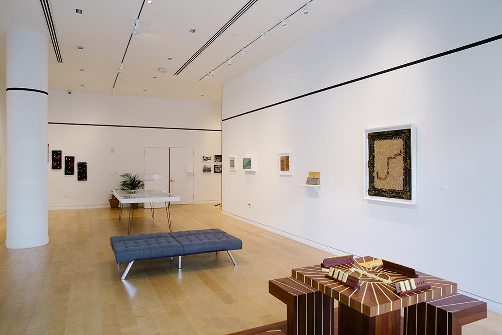 Spots, Dots, Pips, Tiles exhibition view