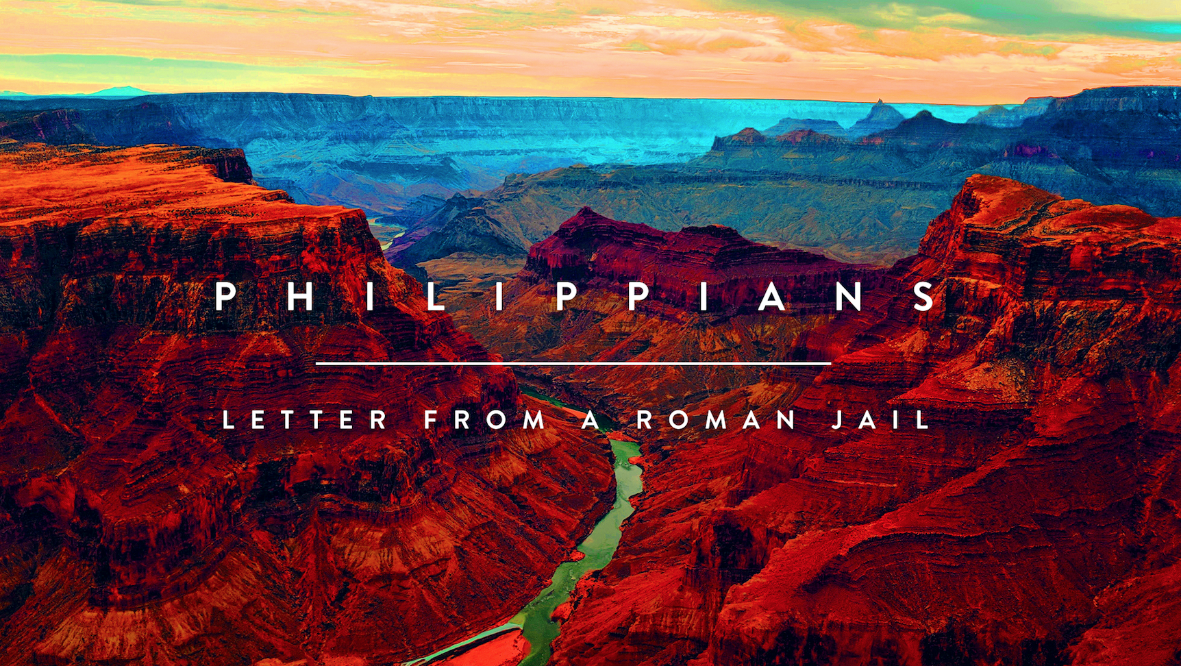 Join us as we go chapter by chapter, verse by verse into the book of Philippians and discover what it meant to the church of Philippi and what it means for us today!
