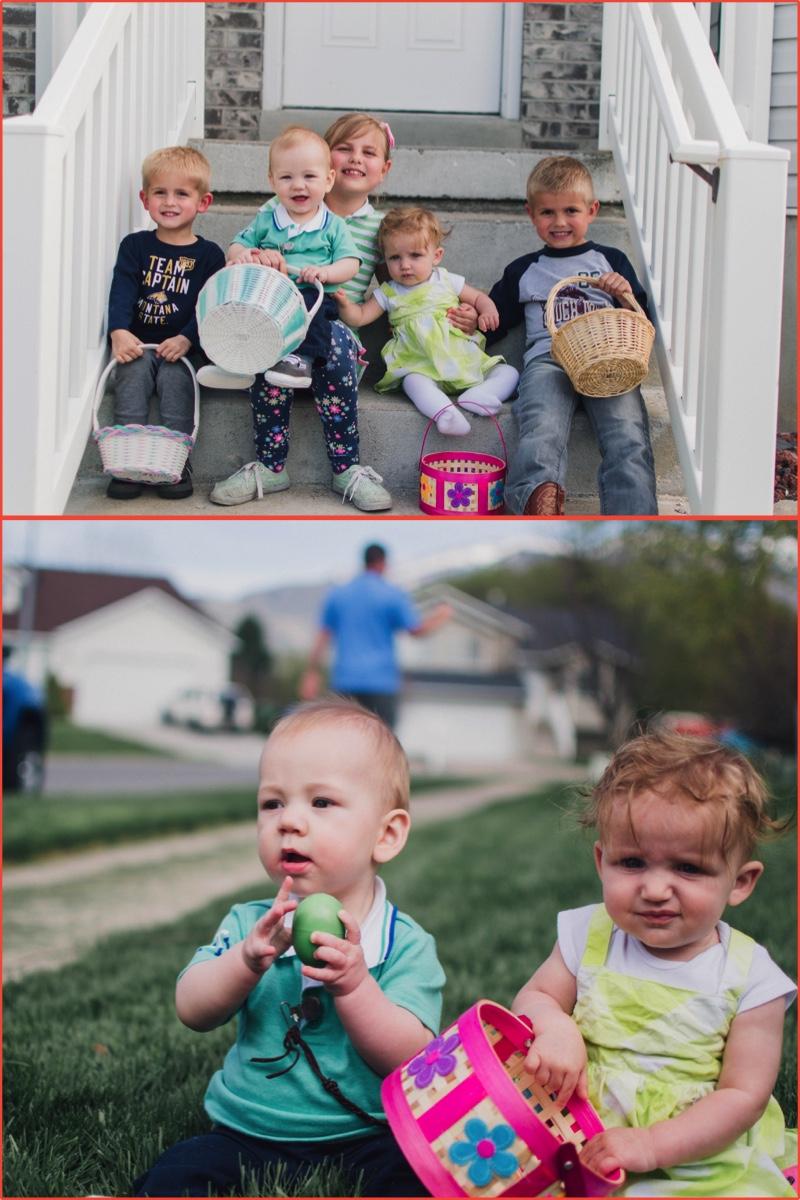 Cousins in Logan Utah