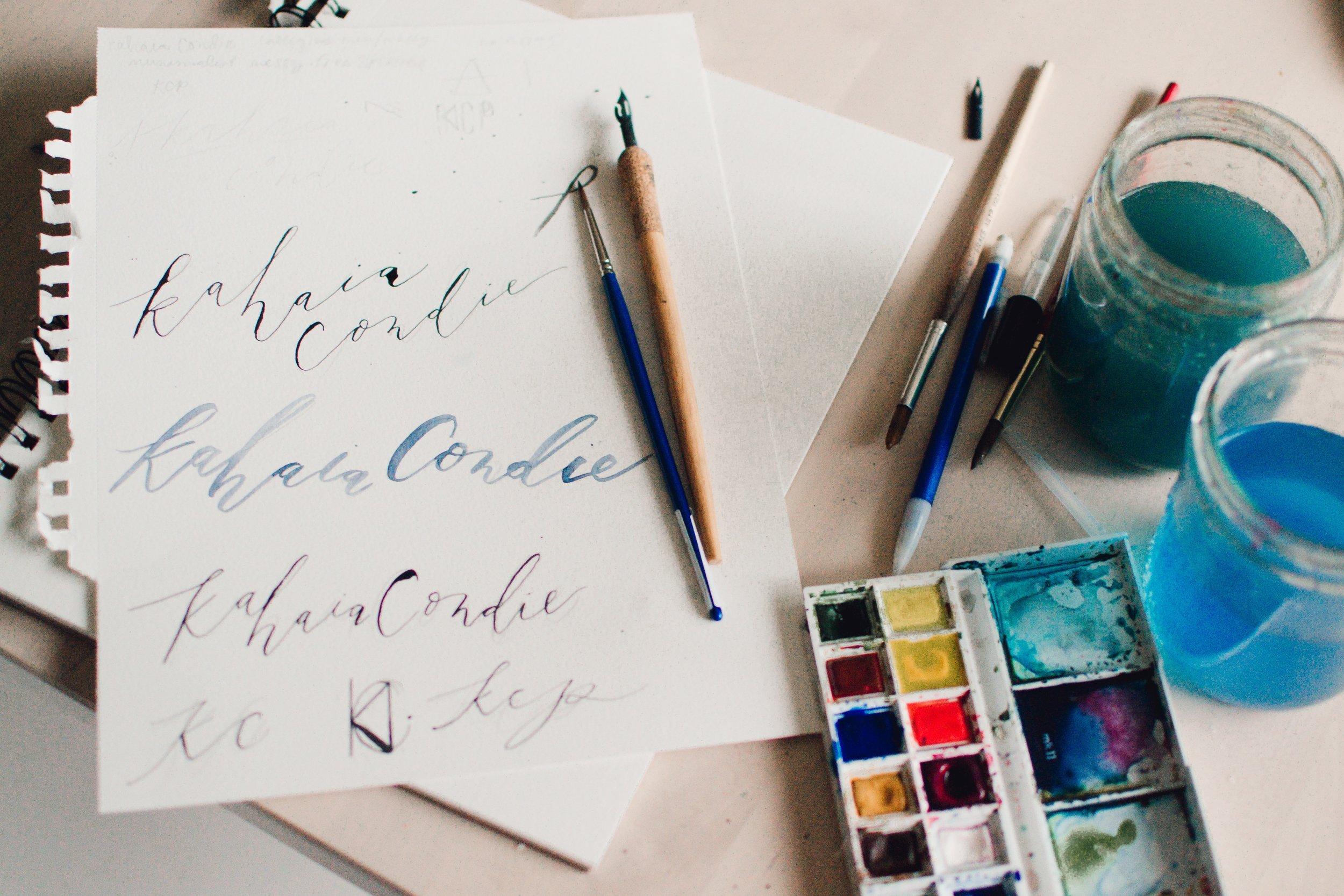Favorite Watercolor Starter Brush