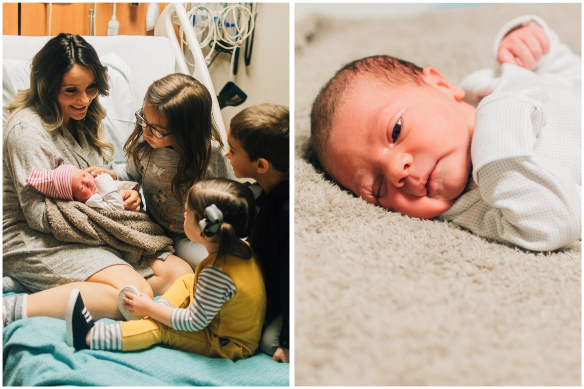 Cache Valley Birth Videography - Baby Brooxe- @xolaurenpace