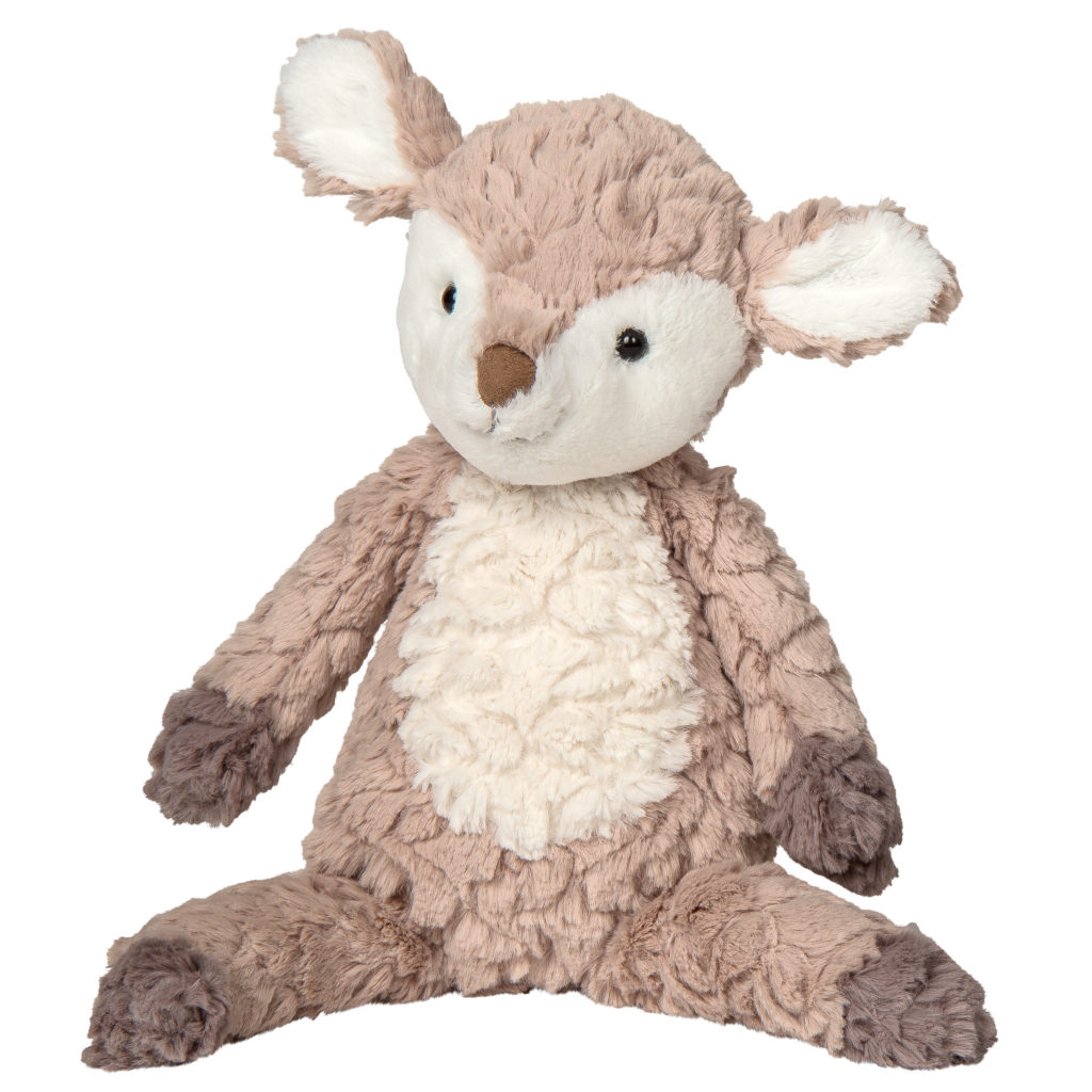 Not all stuffed animals are made the same. Some kids have a collection of stuffed animals. And I want to talk to you about what I look for in a good stuffed animal… and how they can be used for many different types of place.  Stuffed animals are GREAT comfort items. Neither of my kids have attached to a stuffed animal, but when I was a teacher many children would have a stuffed animal that gave them consistency, comfort and a feeling over safety as they laid down for nap or left their parents to come to school. If a stuffed animal is serving your child in this way… it is something to celebrate, not condone. They are using this animal to be BRAVE with change and discomfort. This is a healthy way they are choosing to regulate. If they get older and are sucking on this animal or bringing it everywhere and you're concerned about hygiene…. make a carrier or a bed. And have them place the animal in site, but not always in their arms.  Buy stuffed animals that can be machine washed!   If you have a collection of stuffed animals, you can use them in a toy rotation. Pull them out to be a zoo with blocks for a fence. Pull them out to be a pet shop, use cardboard boxes to make kennels. Use them with dramatic play.   Tomorrow we will talk more about storing toys and creating a toy rotation.  Xo,  Lauren