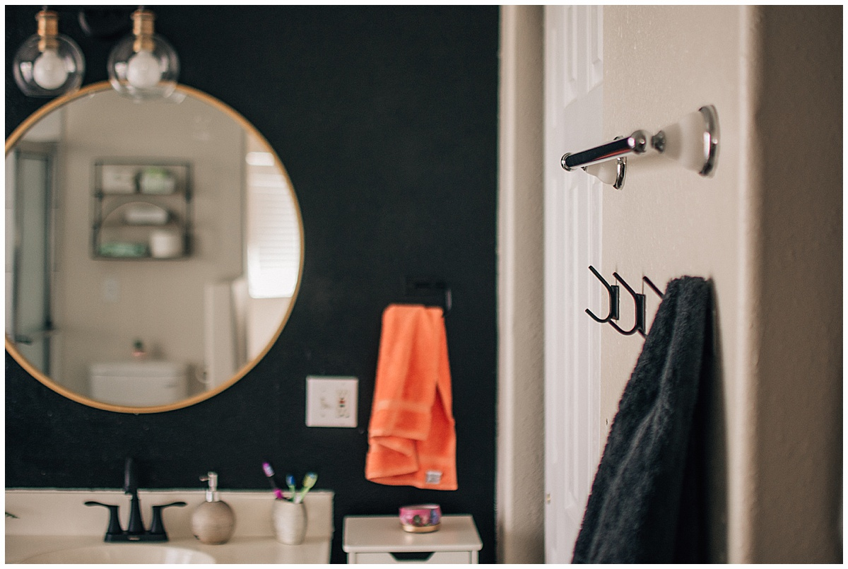 $380 Bathroom Makeover