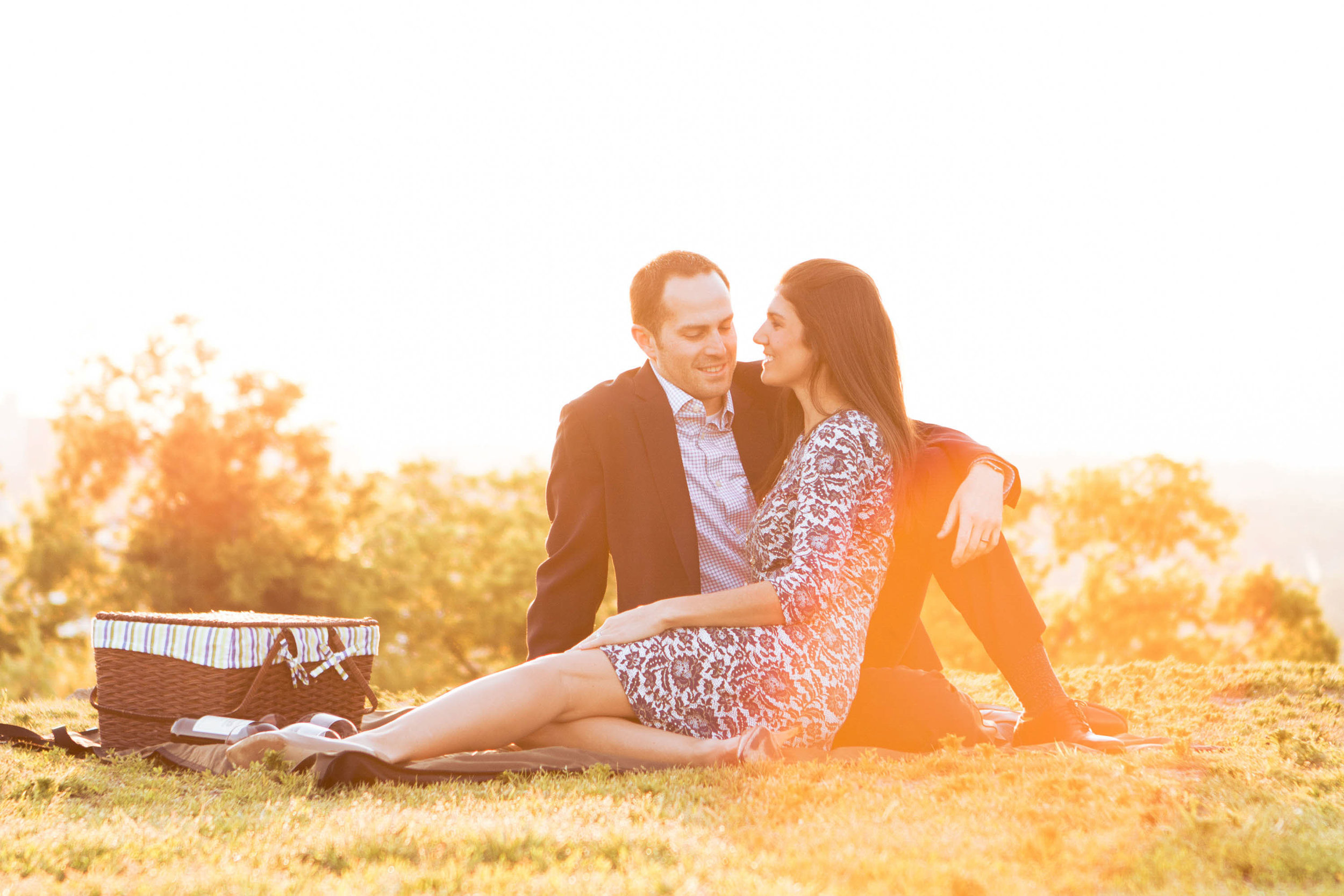 Sarah Sidwell Photography || Nashville Tennessee Engagement Photographer