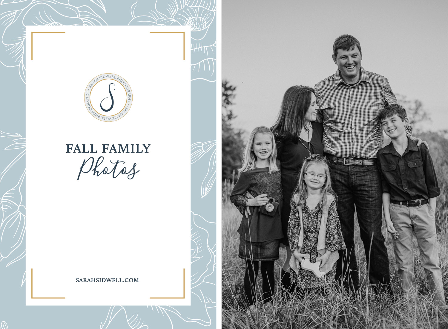 nashville photographer takes outdoor fall family photos of family who choose great fall clothes to wear to their session in Franklin Tn.jpg