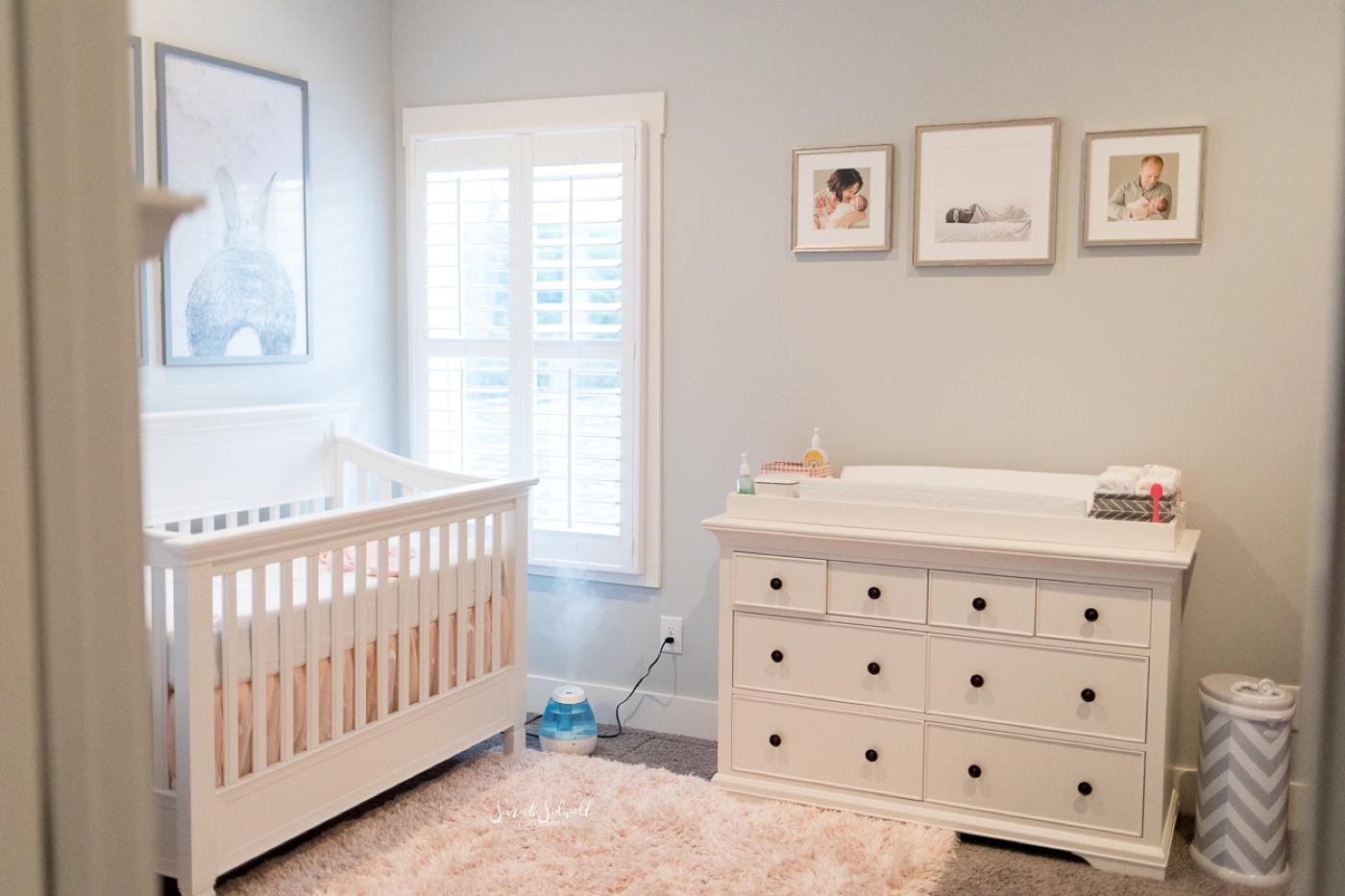 Newborn Gallery Wall | Sarah Sidwell Photography