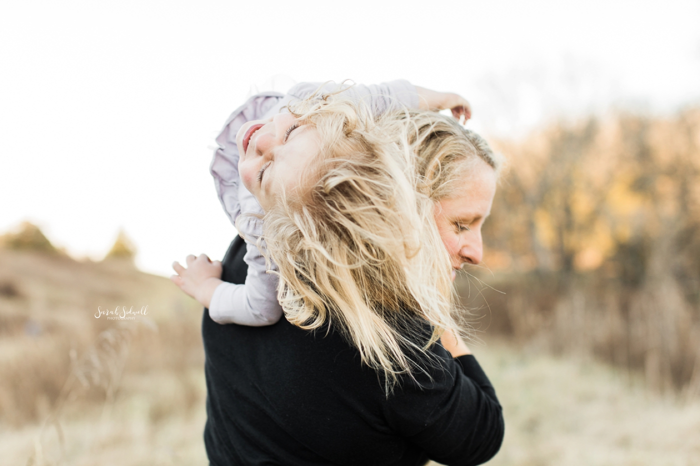 Outdoor Family Session Preview