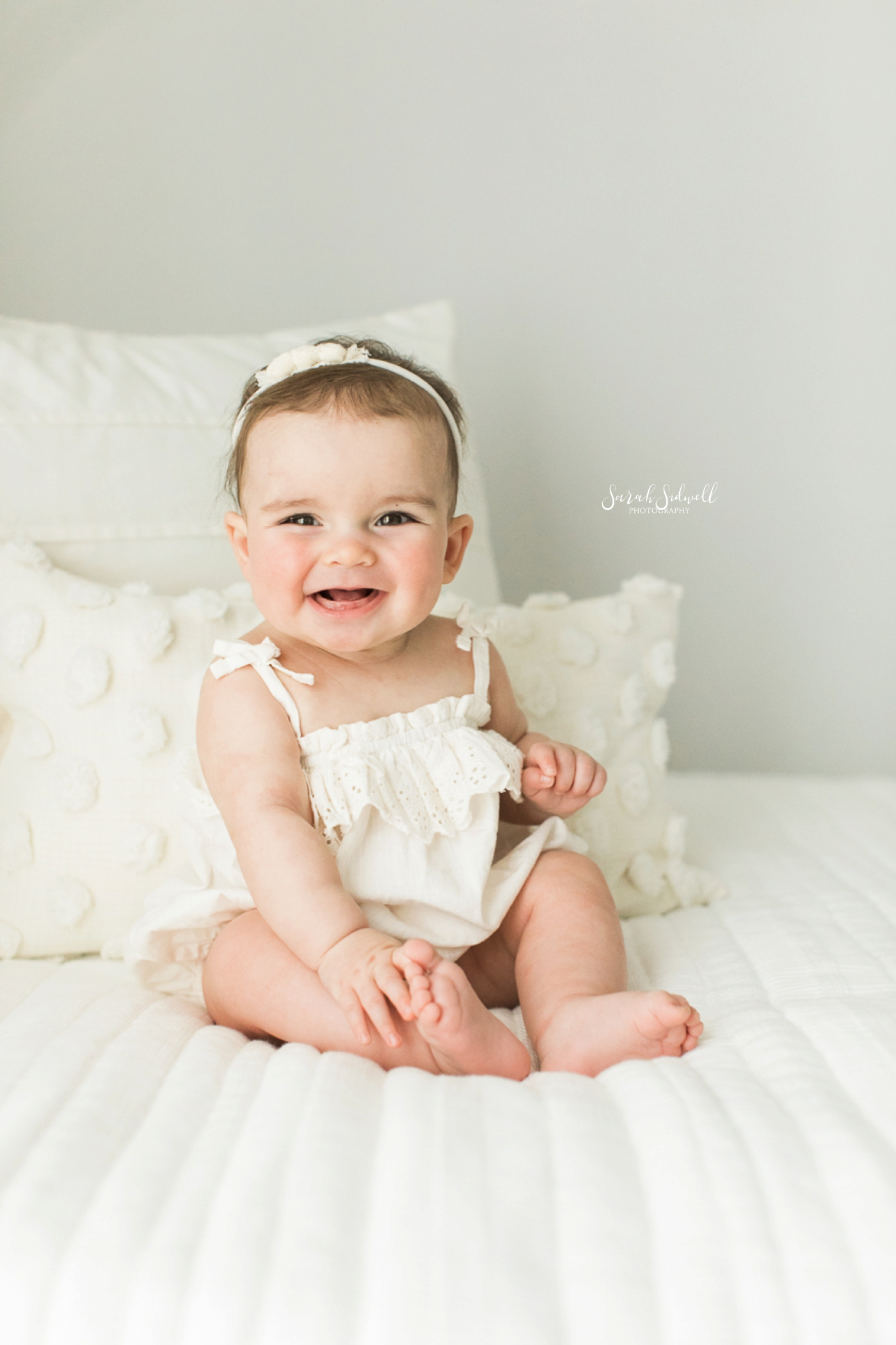 Nashville Baby Photographer | 6 month preview