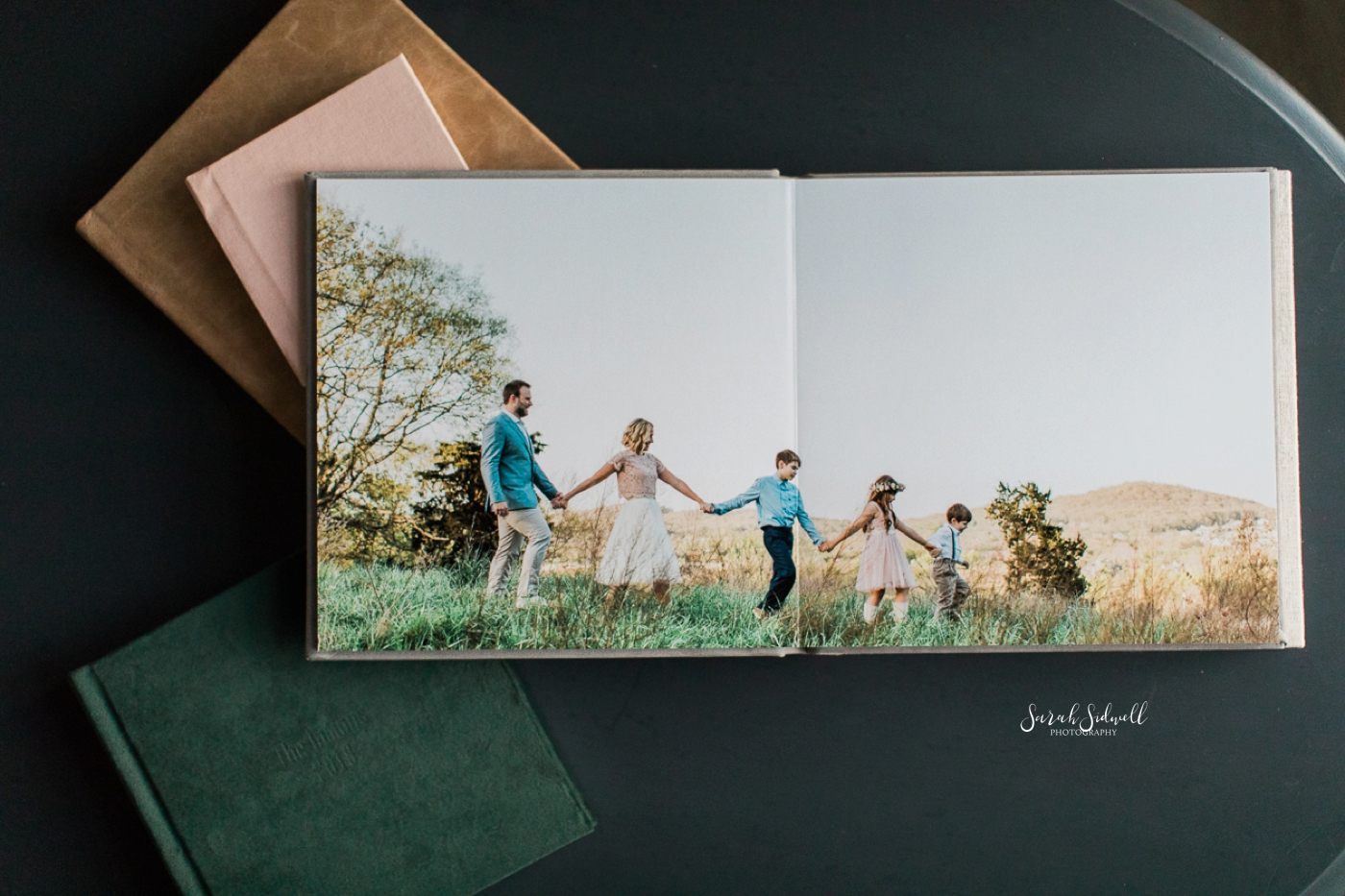 Collecting Family Photo Albums