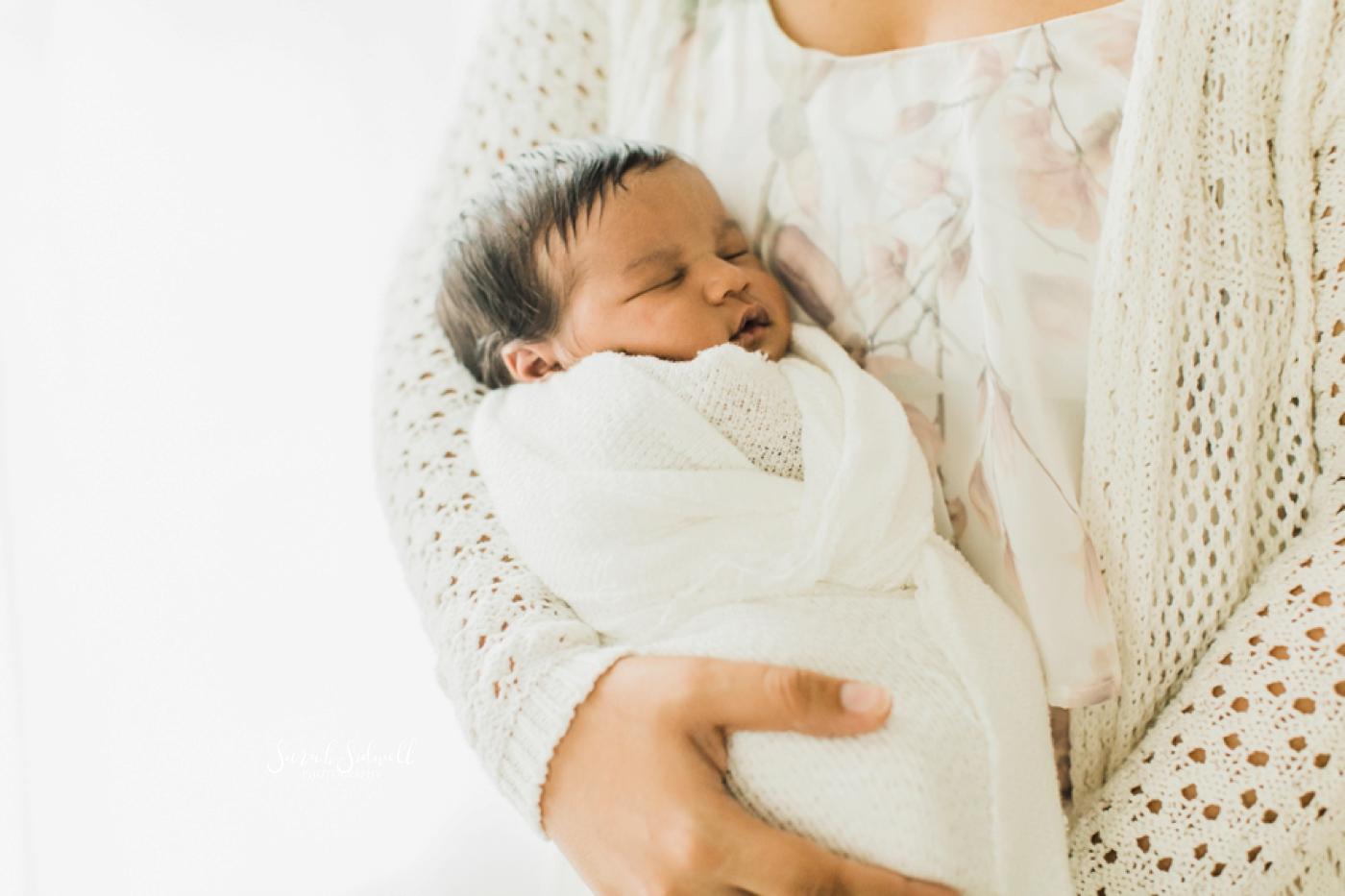 Gabriella's Newborn Studio Session