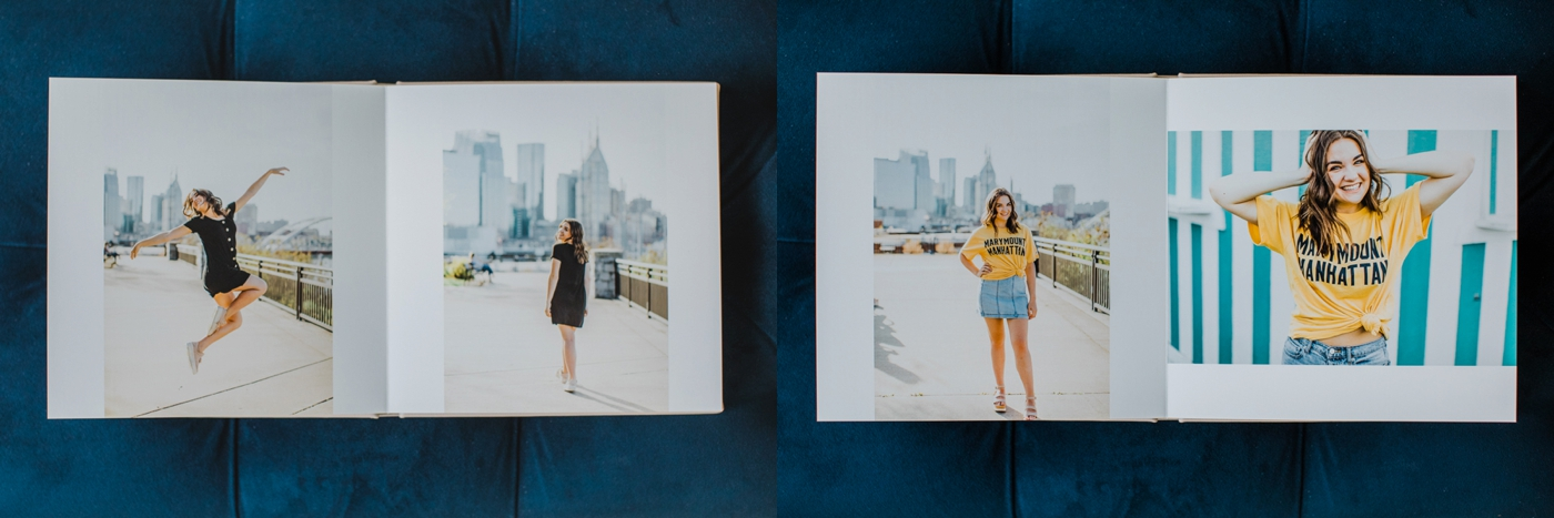 Senior Portrait Album | Addison