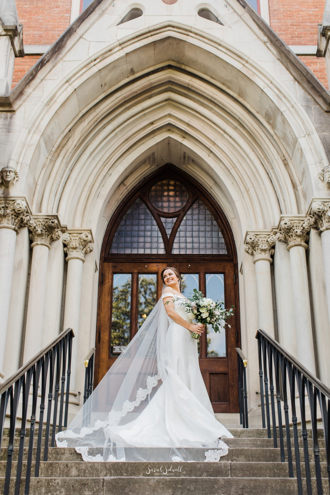Cathedral of the Incarnation Wedding   Elizabeth & Ryan