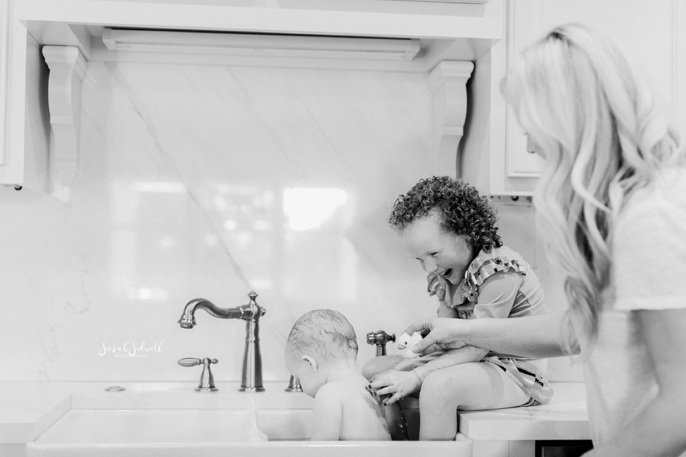 Milestone Photos | Andie Blair is One