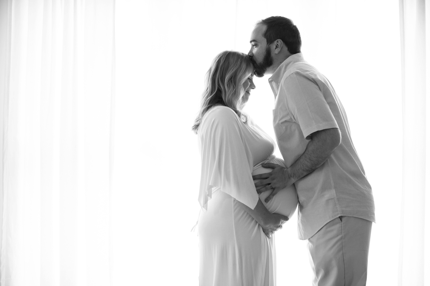 Family Maternity Session | Jessica