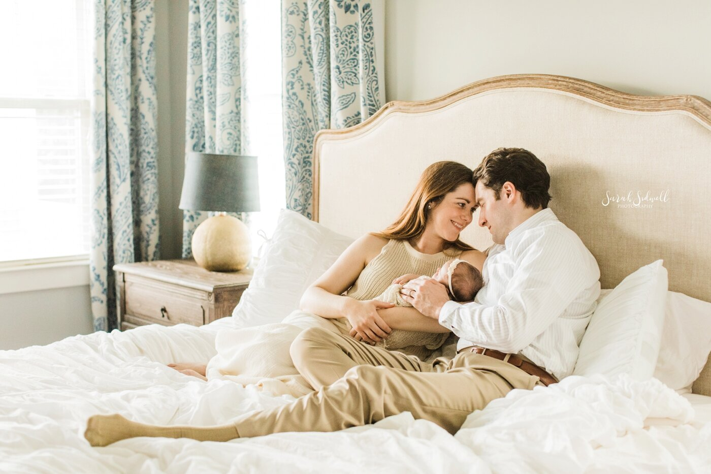 In-Home Newborn Session | Baby N