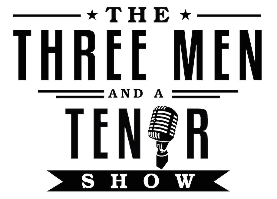 Official Three Men and a Tenor Show Logo