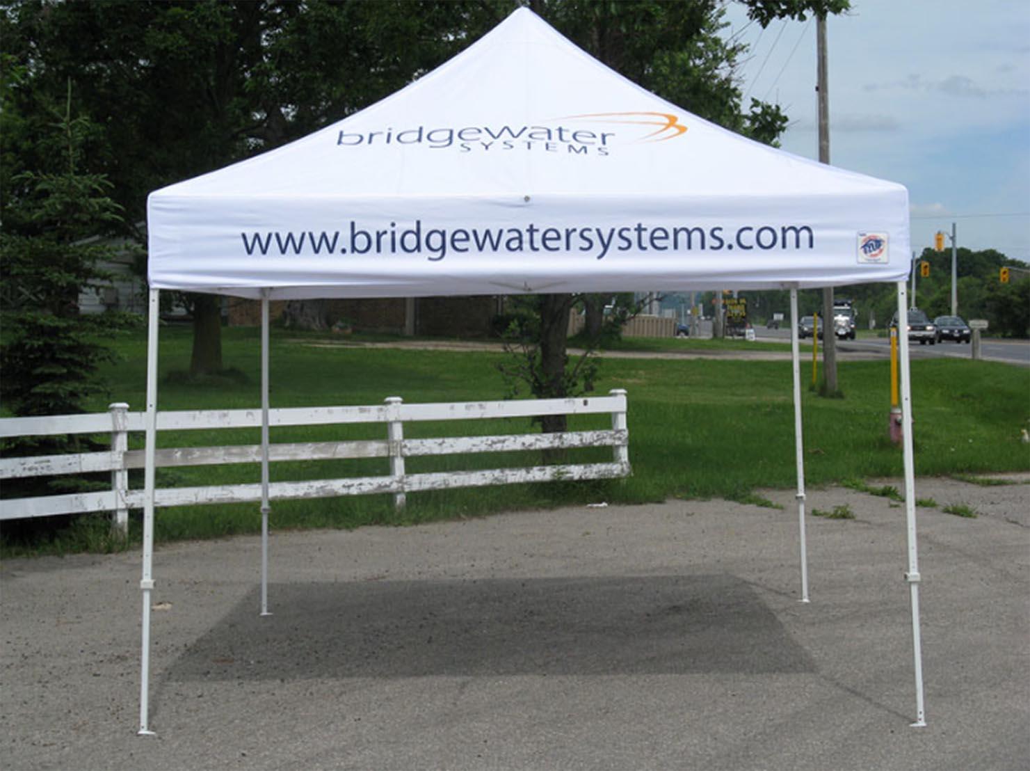 Bridgewater Systems Tent