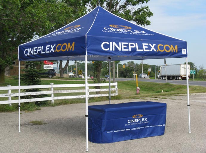 Cineplex Tent