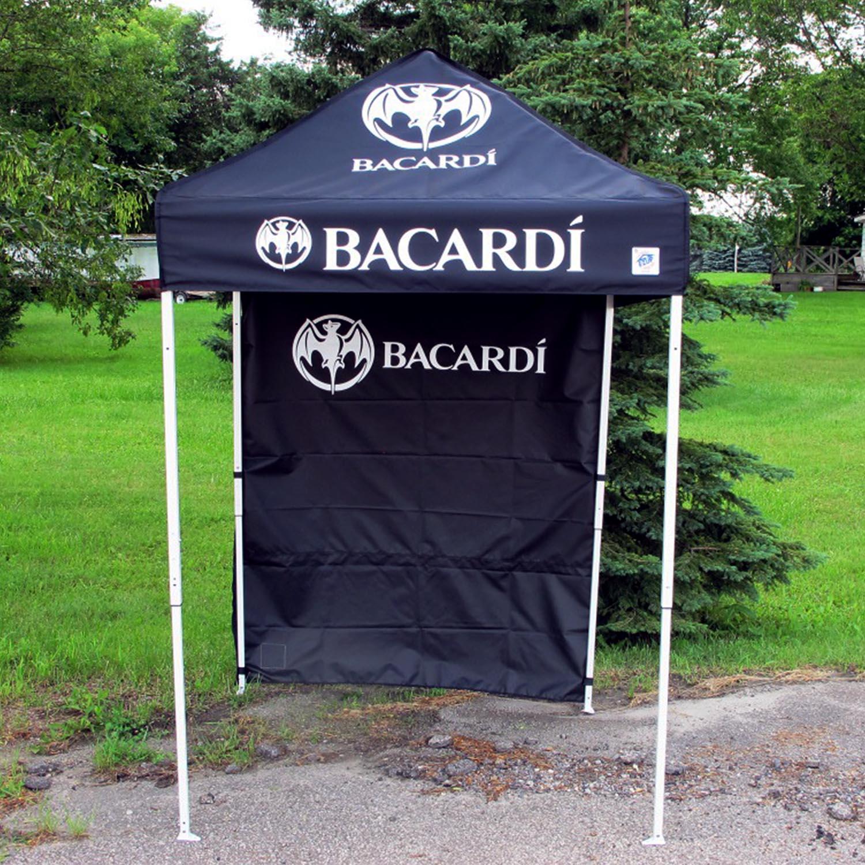 Bacardi Tent