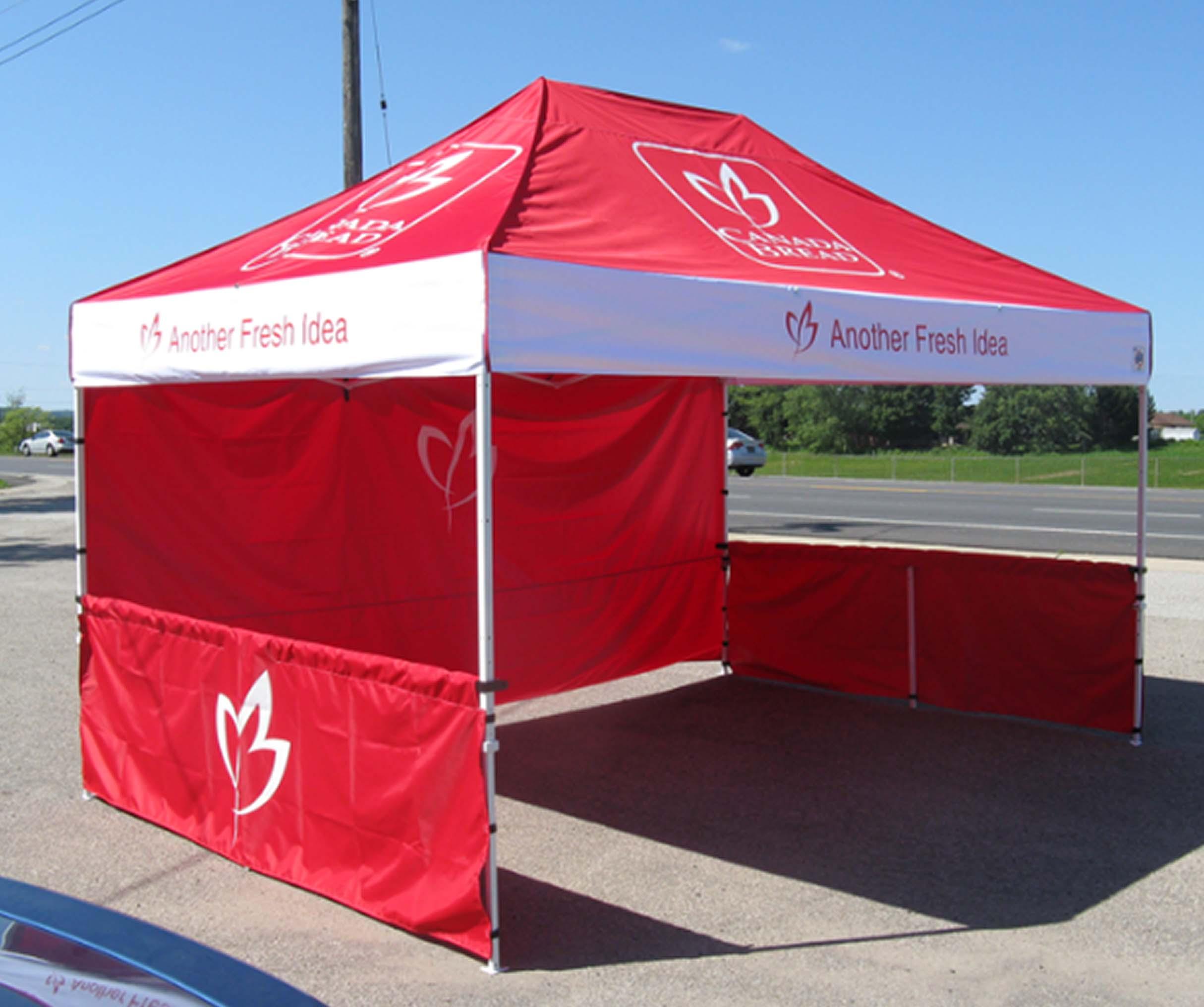 Canada Bread Tent