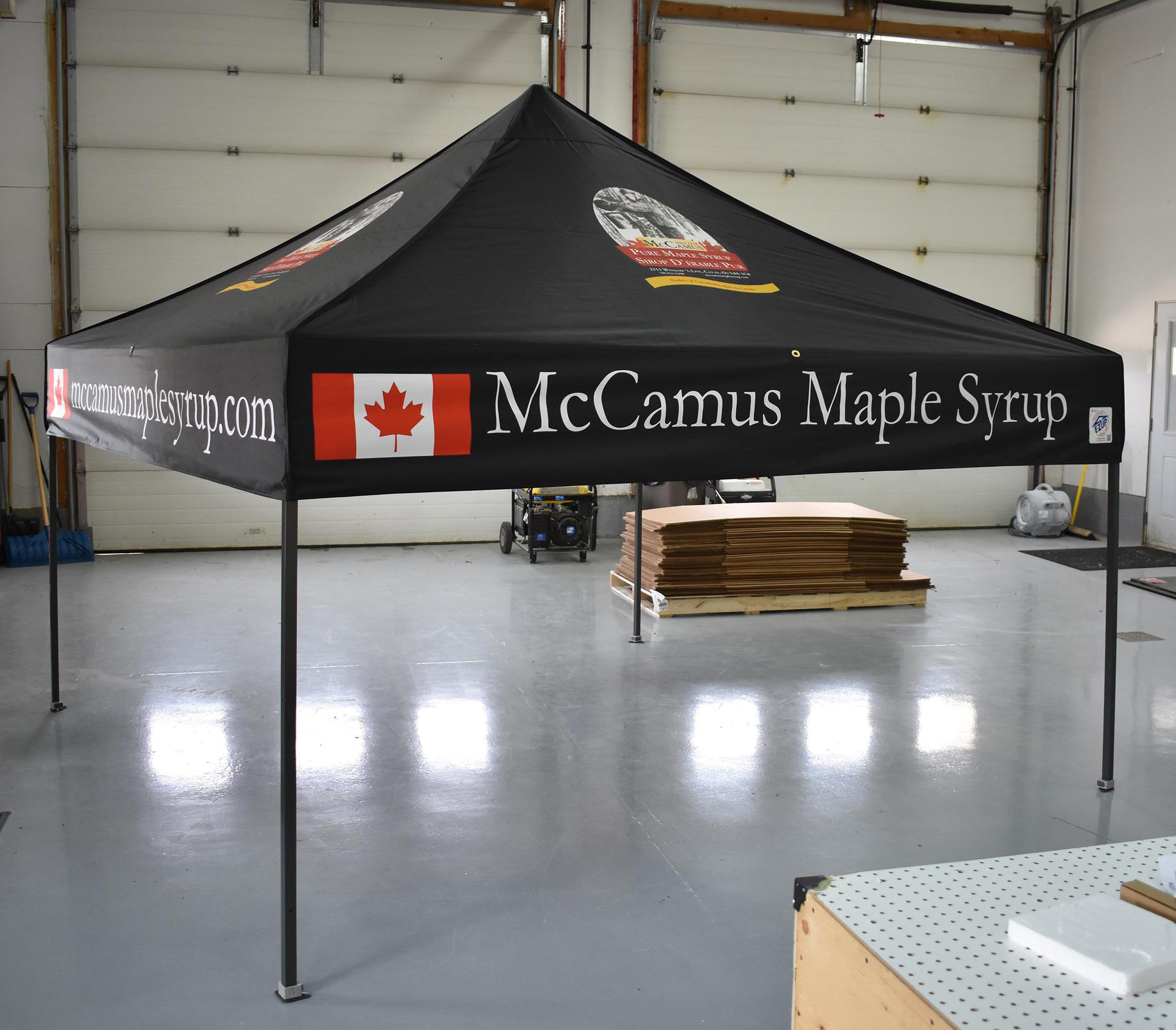 McCamus Maple Syrup