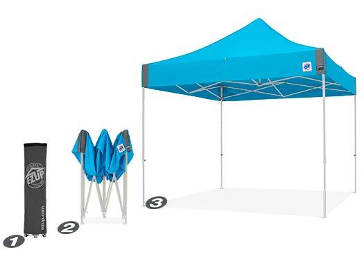Enterprise™  - EZ UP Instant Shelter