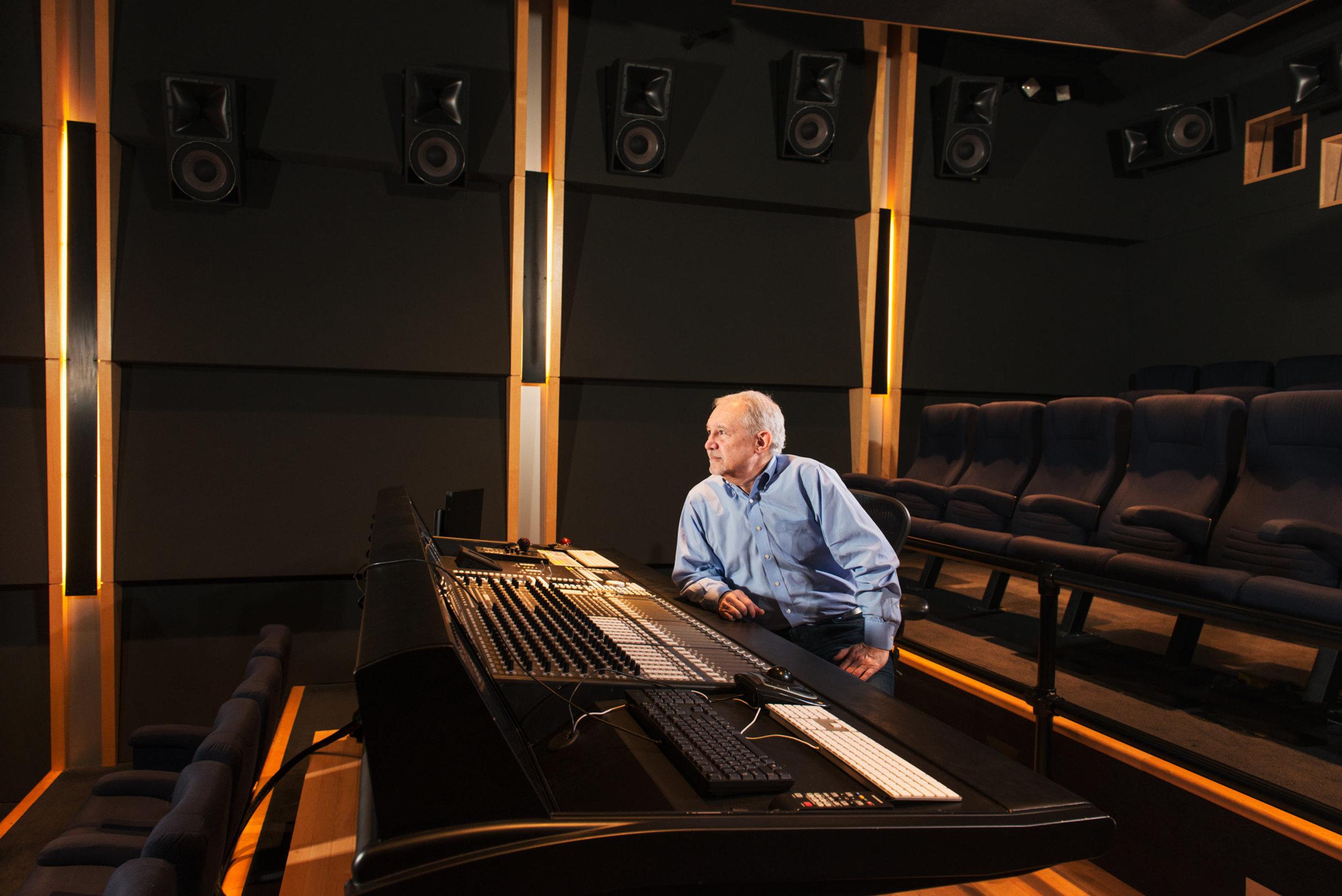 Steve Venezio - Sound Engineer