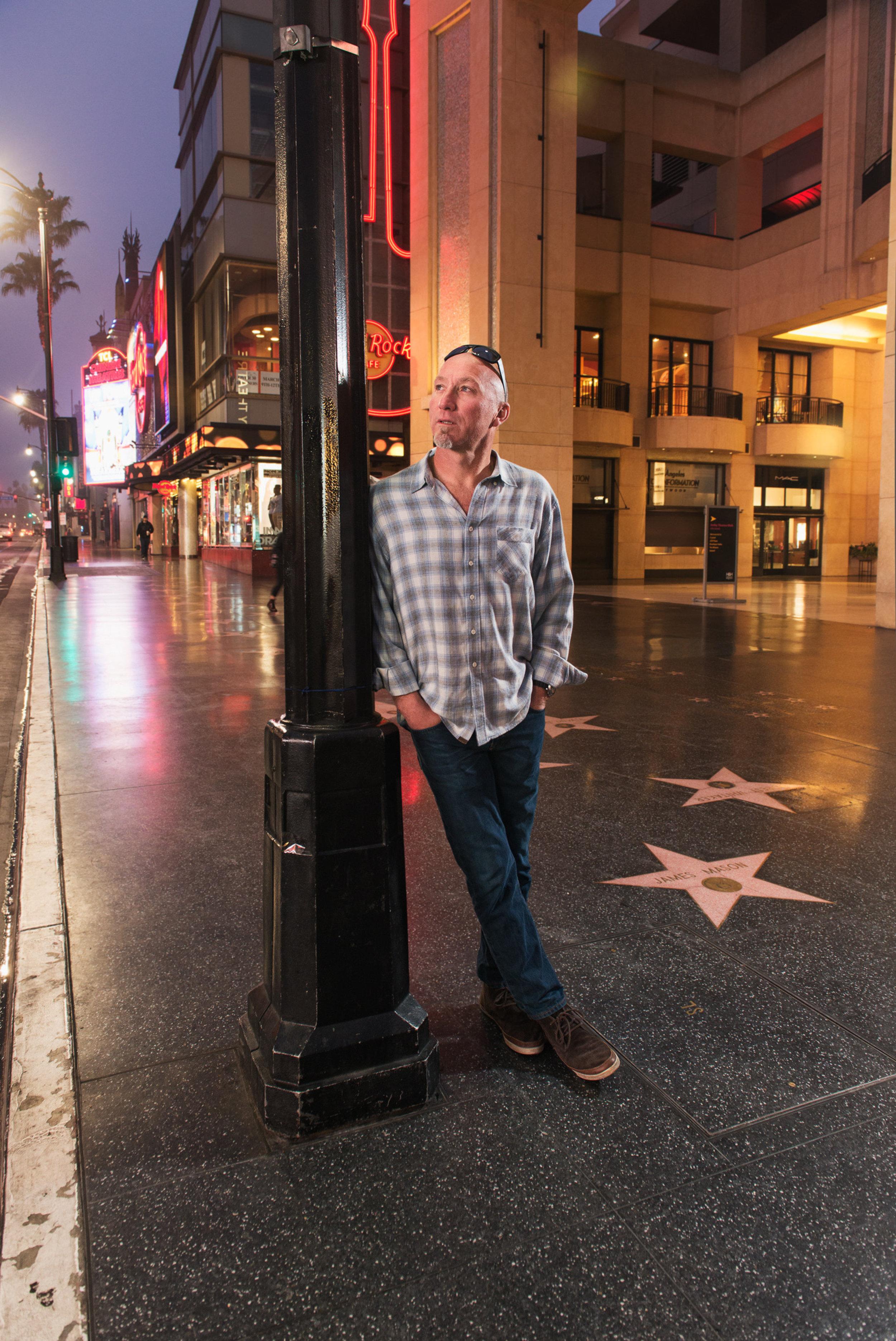 Joe Lewis - Associate Producer