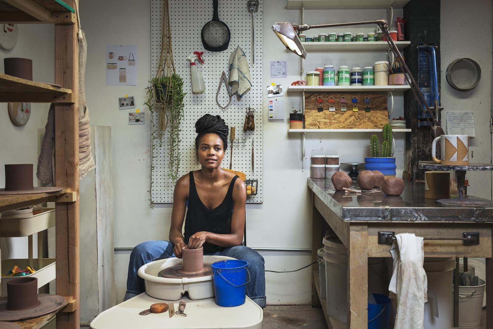 Kenesha Sneed, Artist