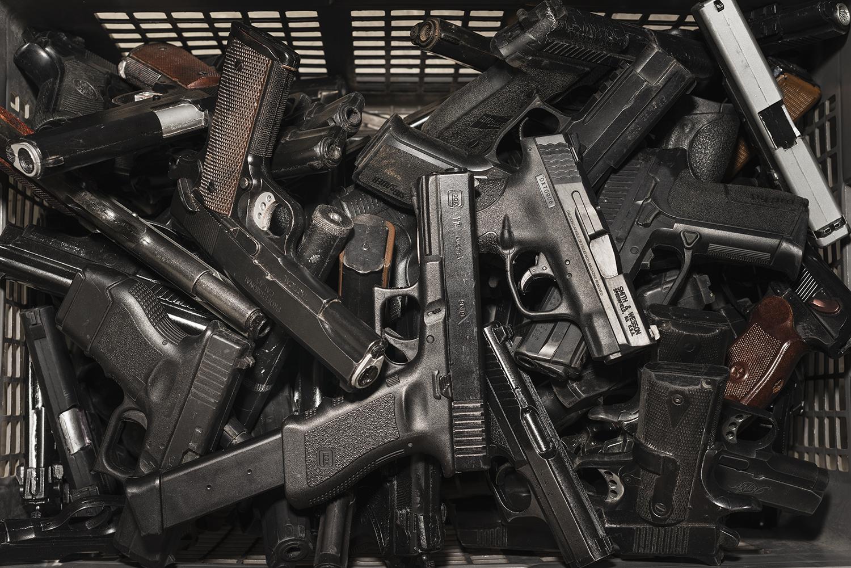 Rubber Guns