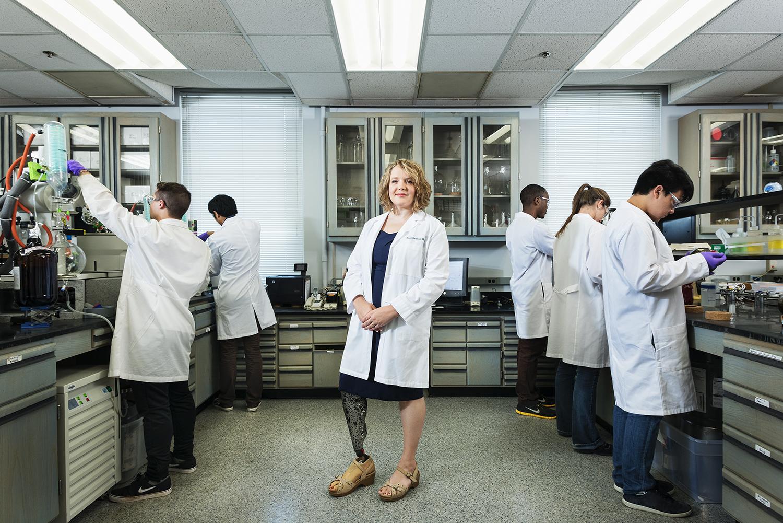 Dr. Cassandra Quave of Emory University