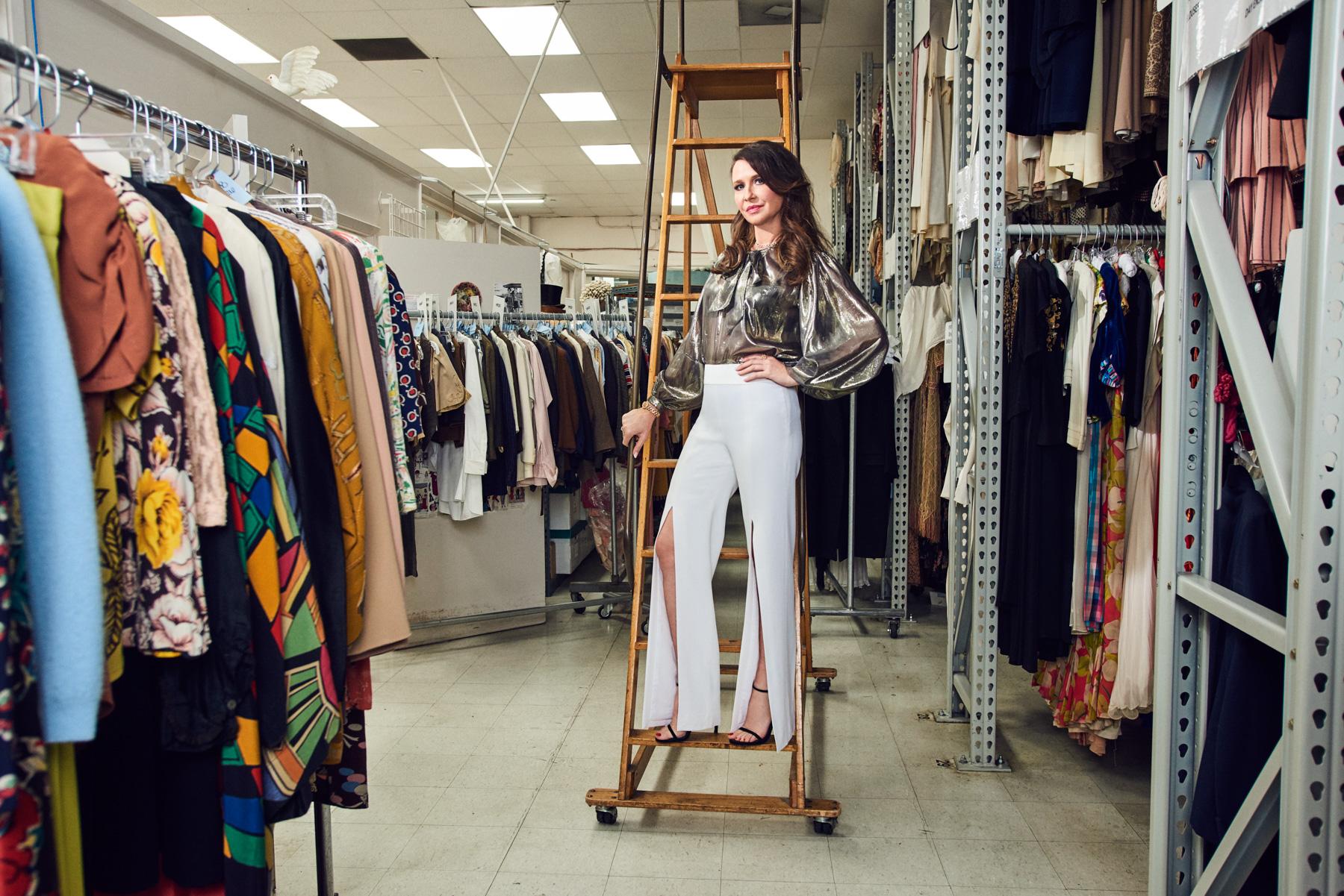 Janie Bryant - Costume Designer