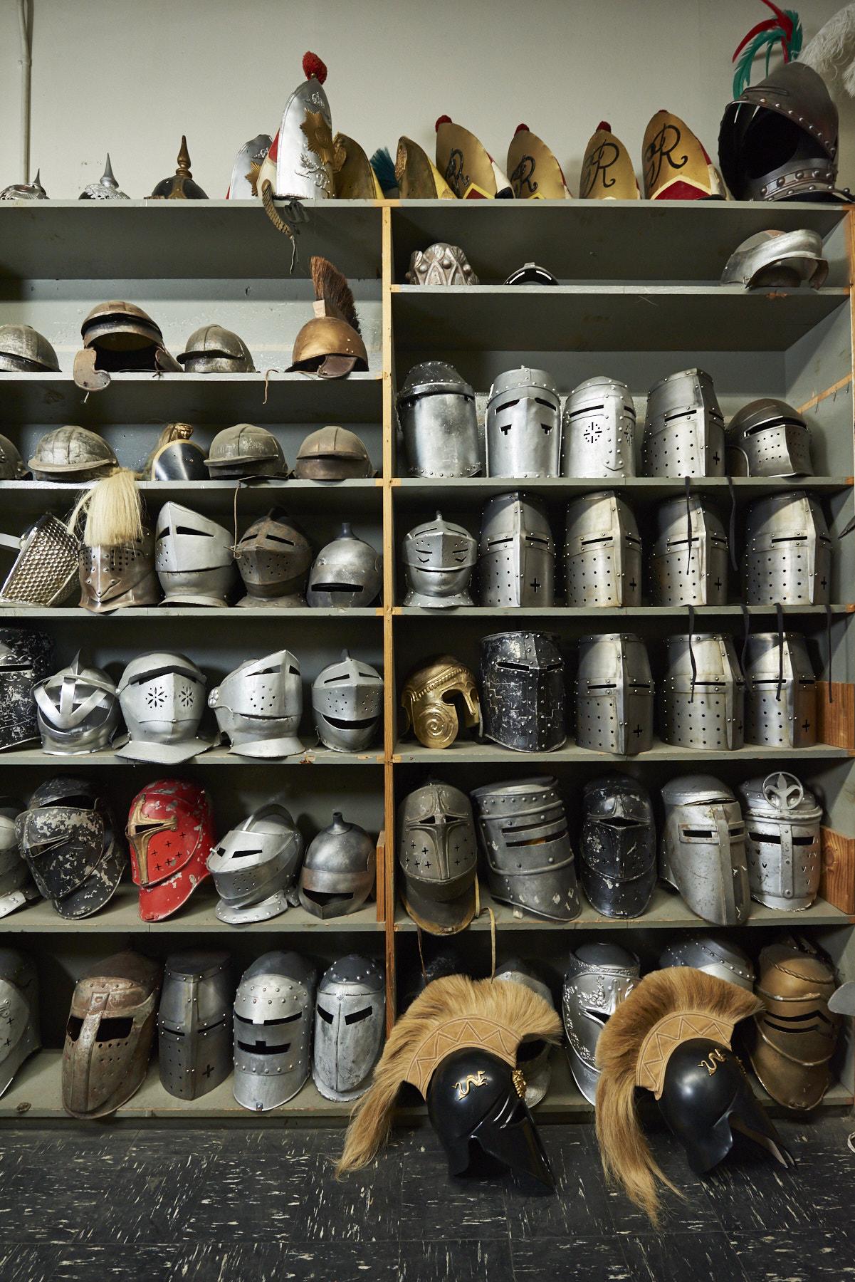 Armor Room