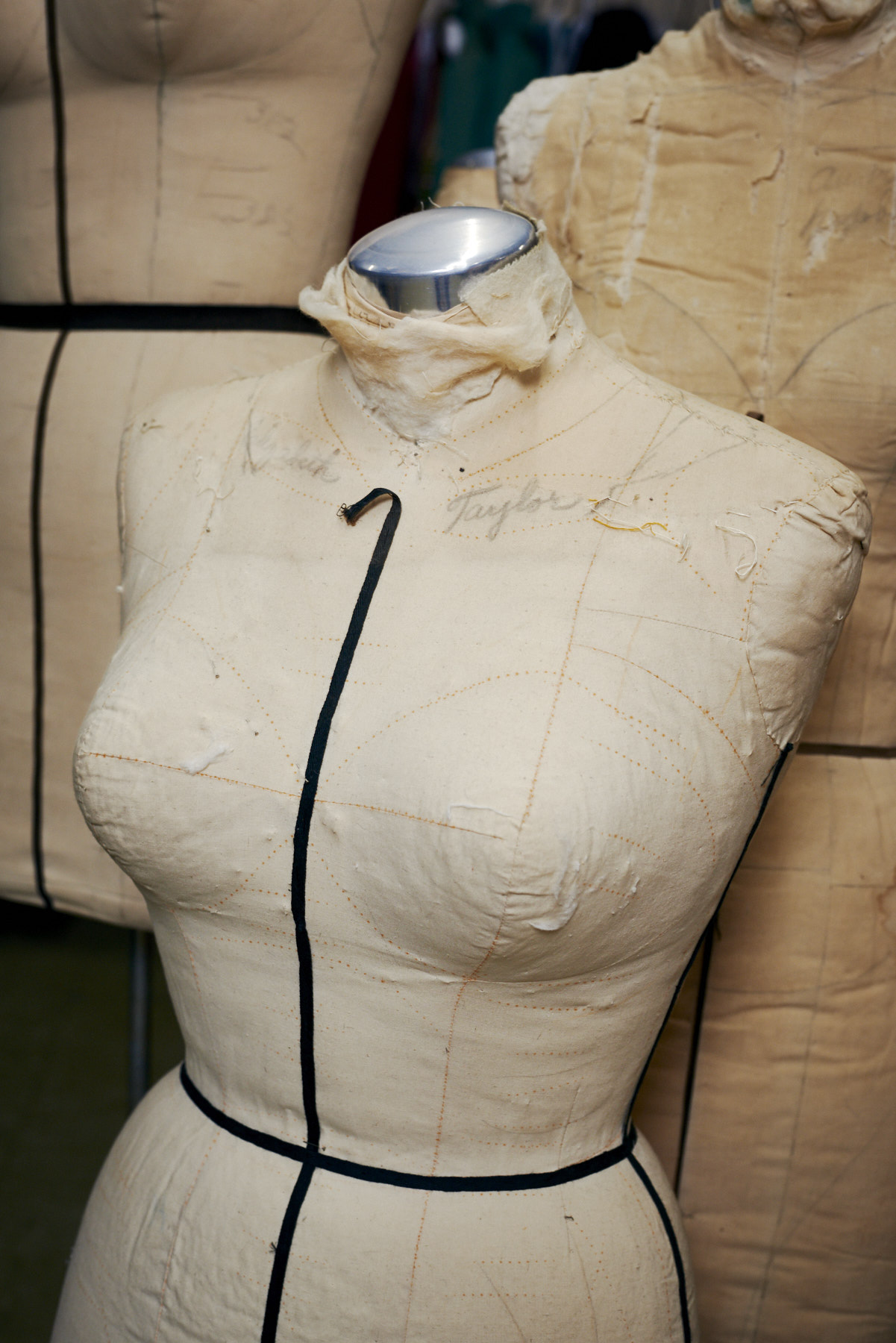 Elizabeth Taylor Mannequin