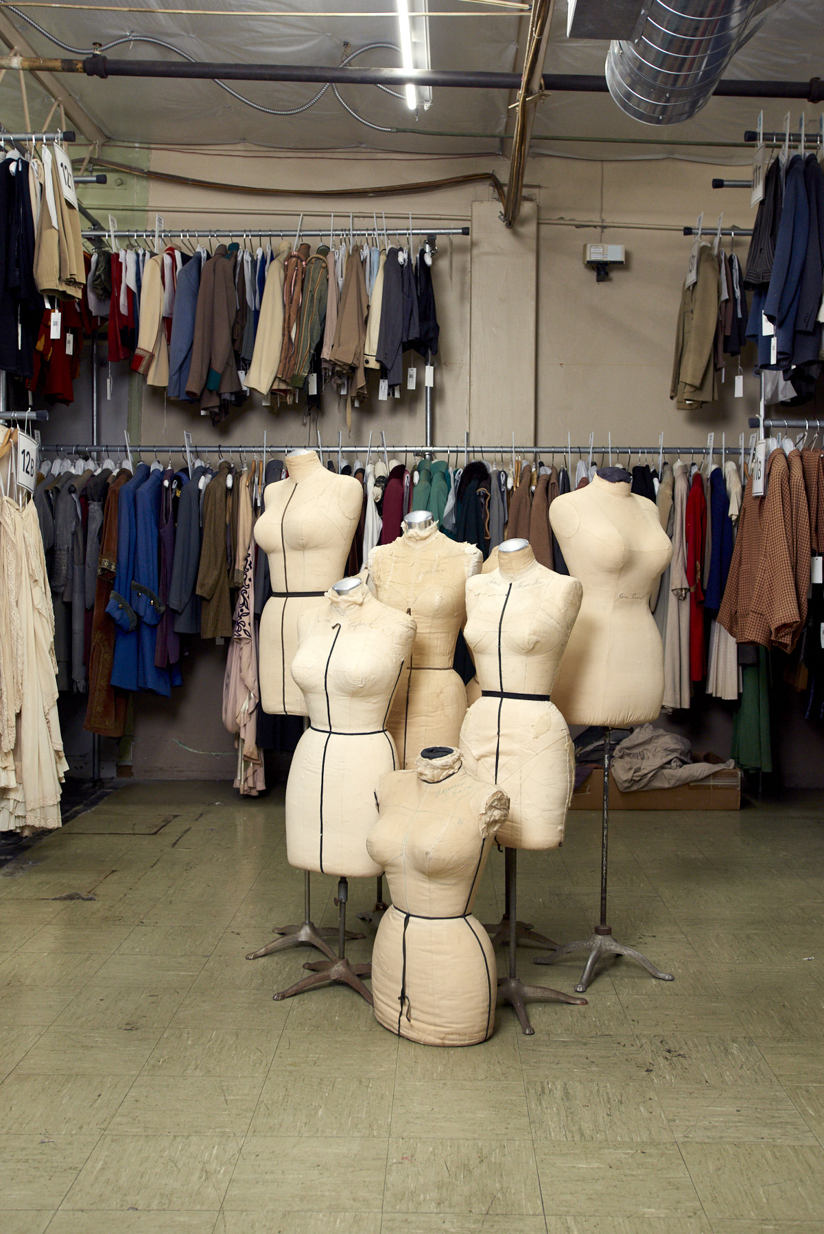 Star Room - Famous Actress Mannequins