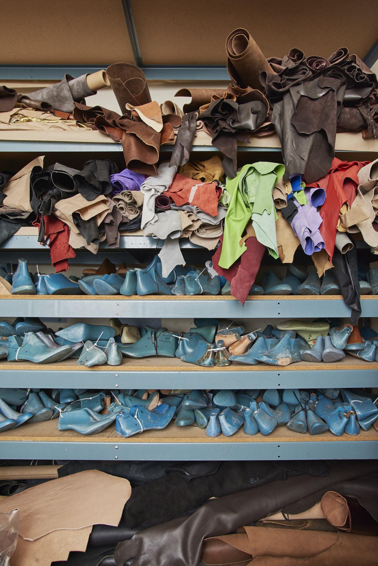 Shoe Shop Forms