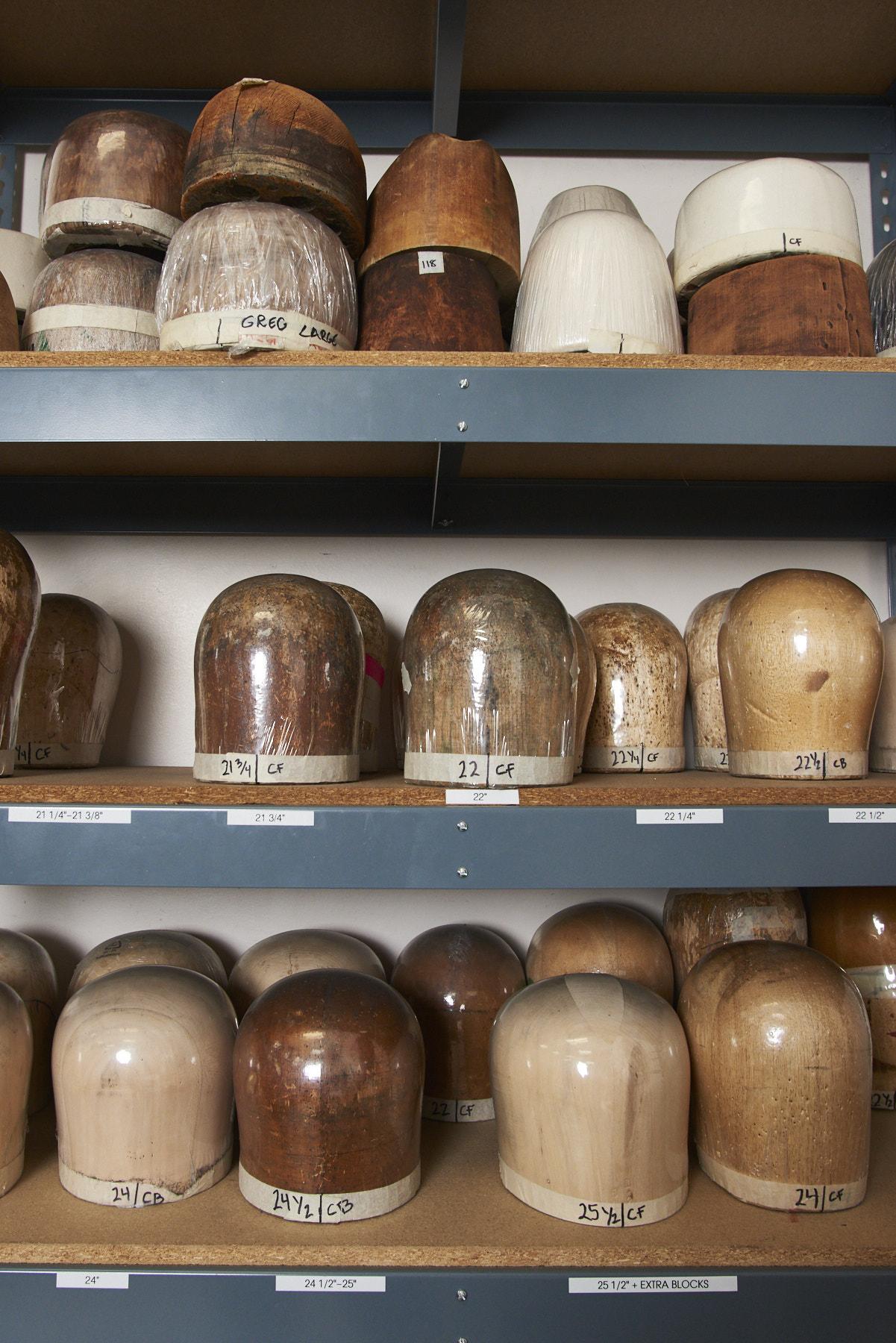 Hat Shop Forms