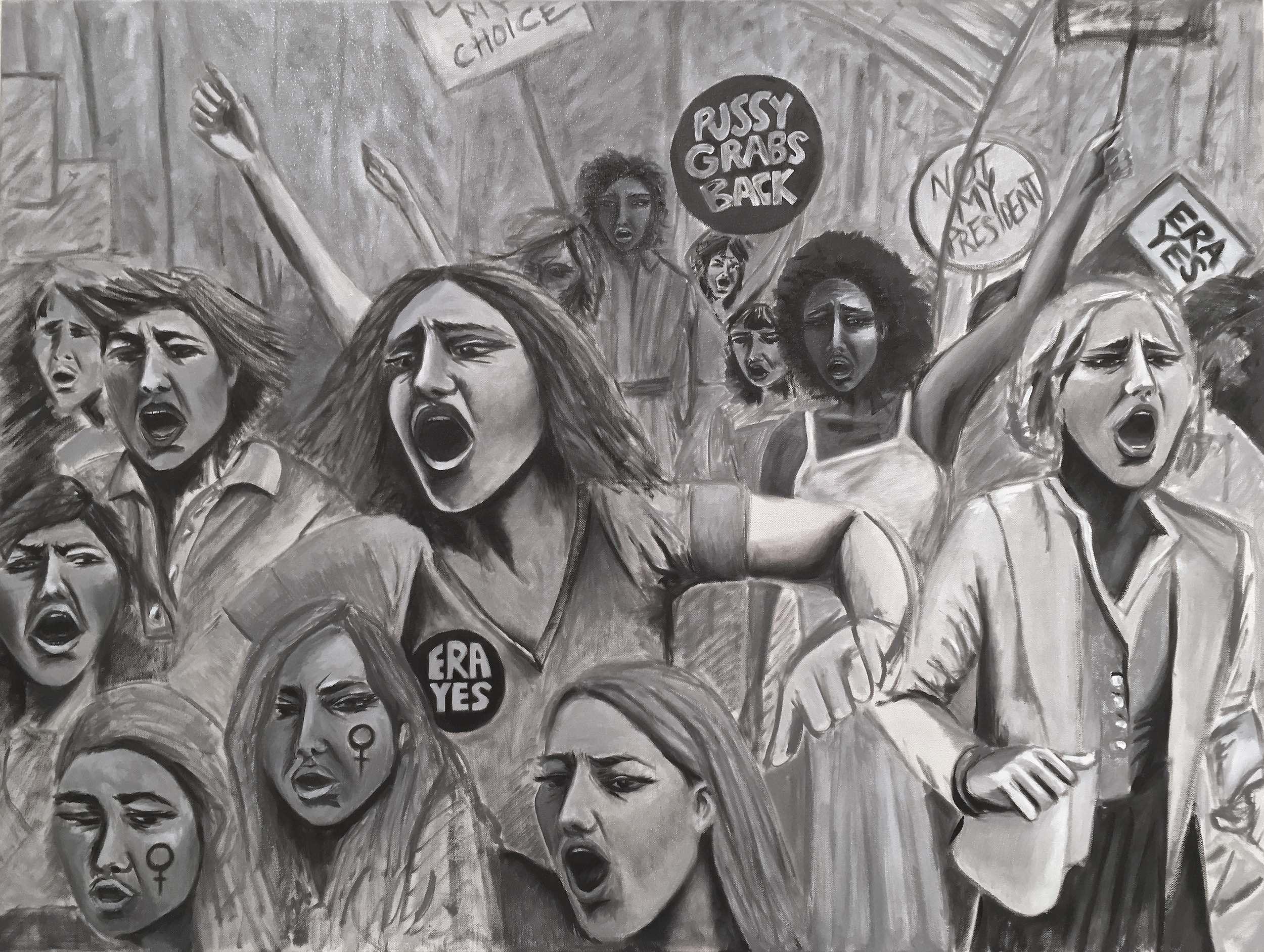 Indira Cesarine – Protest