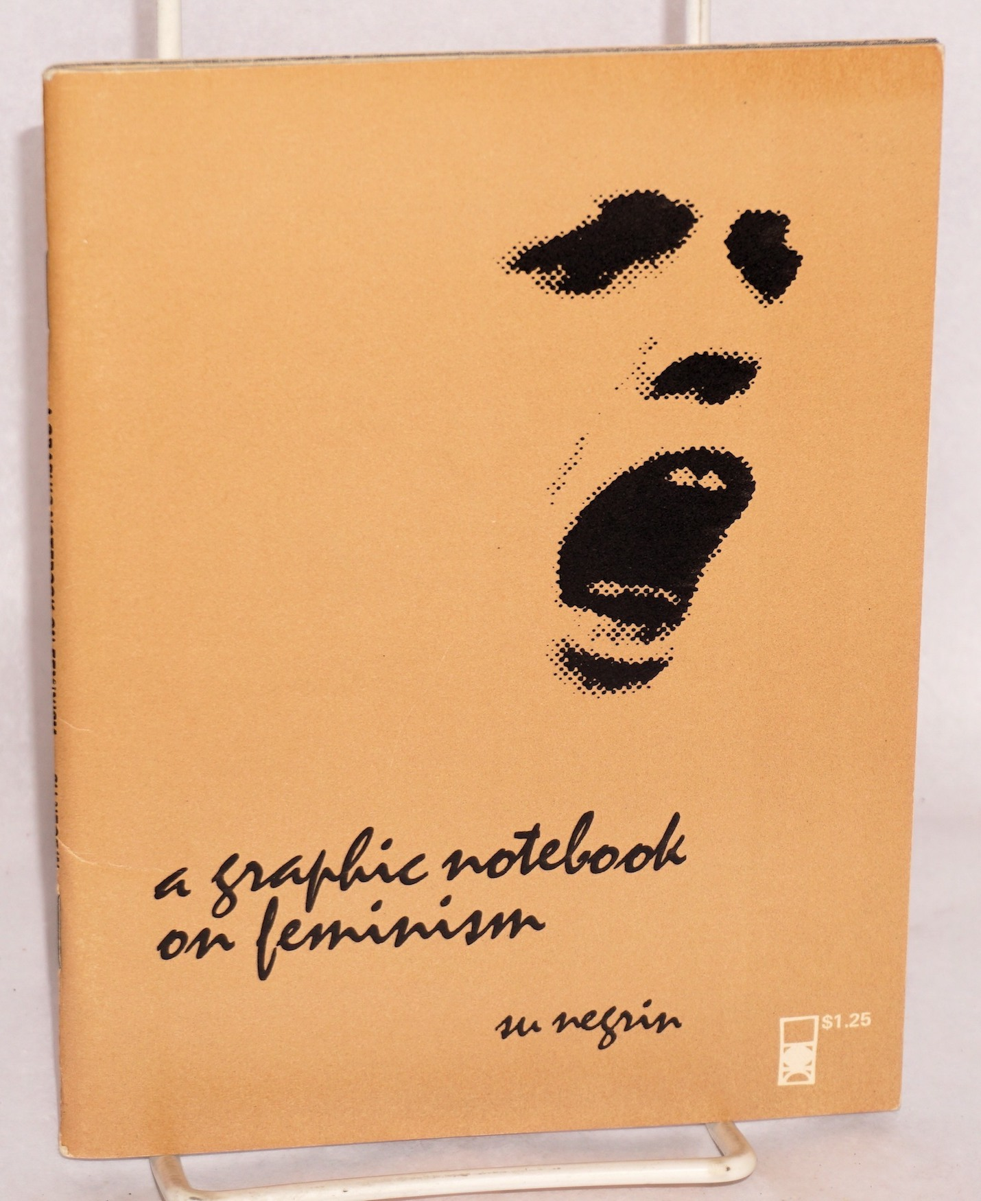 Su Negrin, A Graphic Notebook on Feminism, 1970.
